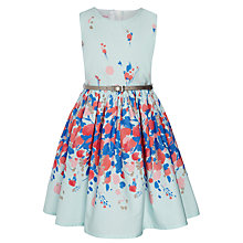Buy John Lewis Girl Floral Border Prom Dress Online at johnlewis.com