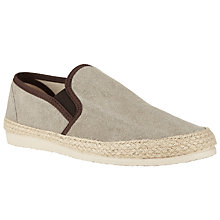 Buy Kin by John Lewis Contrast Trim Espadrilles Online at johnlewis.com