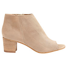 Buy Mint Velvet Tilly Nubuck Shoe Boots Online at johnlewis.com