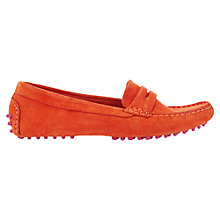 Buy Jigsaw Adele Flat Heeled Loafers Online at johnlewis.com