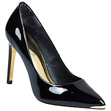 Buy Ted Baker Neevo 2 Patent Leather Court Heels Online at johnlewis.com