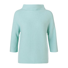 Buy Jigsaw Horizontal Rib Jumper Online at johnlewis.com