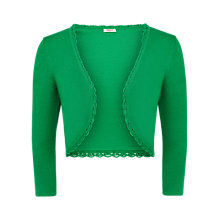 Buy Precis Petite Edge Detail Knit Shrug Online at johnlewis.com