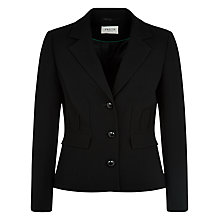 Buy Precis Petite Tailoring Jacket, Black Online at johnlewis.com