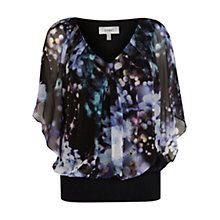 Buy Coast Estra Calla Top, Multi Online at johnlewis.com