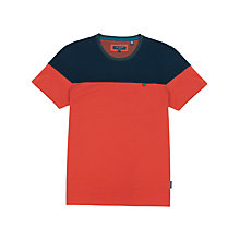 Buy Ted Baker Flyn Colour Block T-Shirt Online at johnlewis.com