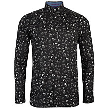 Buy Ted Baker Noface Floral Shirt Online at johnlewis.com