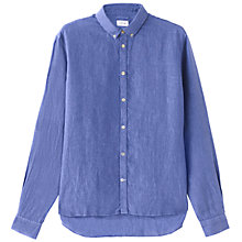 Buy Jigsaw Slim Fit Linen Shirt Online at johnlewis.com