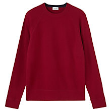 Buy Jigsaw Wool Cotton Cashmere Knit Sweatshirt Online at johnlewis.com