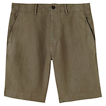 Buy Jigsaw Dye Chino Shorts Online at johnlewis.com
