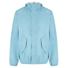 Buy Aigle Travelpack Waterproof Jacket, Bluebird Online at johnlewis.com
