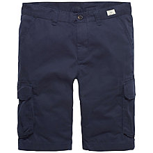 Buy Tommy Hilfiger John Cotton Cargo Shorts Online at johnlewis.com