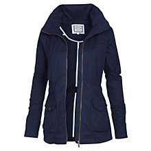 Buy Fat Face Emsworth Lightweight Jacket, Navy Online at johnlewis.com