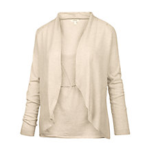 Buy Fat Face Carmine Waterfall Cardigan Online at johnlewis.com