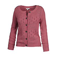 Buy Fat Face Pollie Pointelle Cardigan Online at johnlewis.com