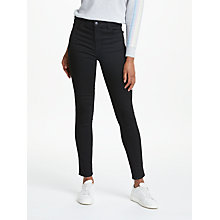 Buy J Brand Maria High Rise Skinny Jeans, Vanity Online at johnlewis.com