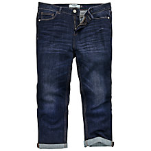 Buy Fat Face Smokey Ink Cropped Jeans, Denim Online at johnlewis.com