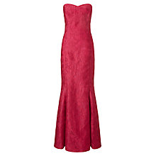 Buy Ariella Cherry Mae Sweet Heart Gown, Cherry Online at johnlewis.com
