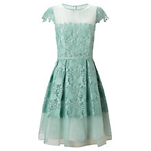 Buy Ariella Raegan Prom Dress, Sage Online at johnlewis.com