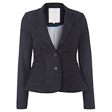 Buy White Stuff Allsop Blazer, Navy Online at johnlewis.com