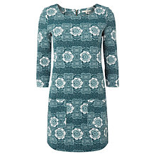 Buy White Stuff Rosie Tunic Dress, Dark Dragon Online at johnlewis.com