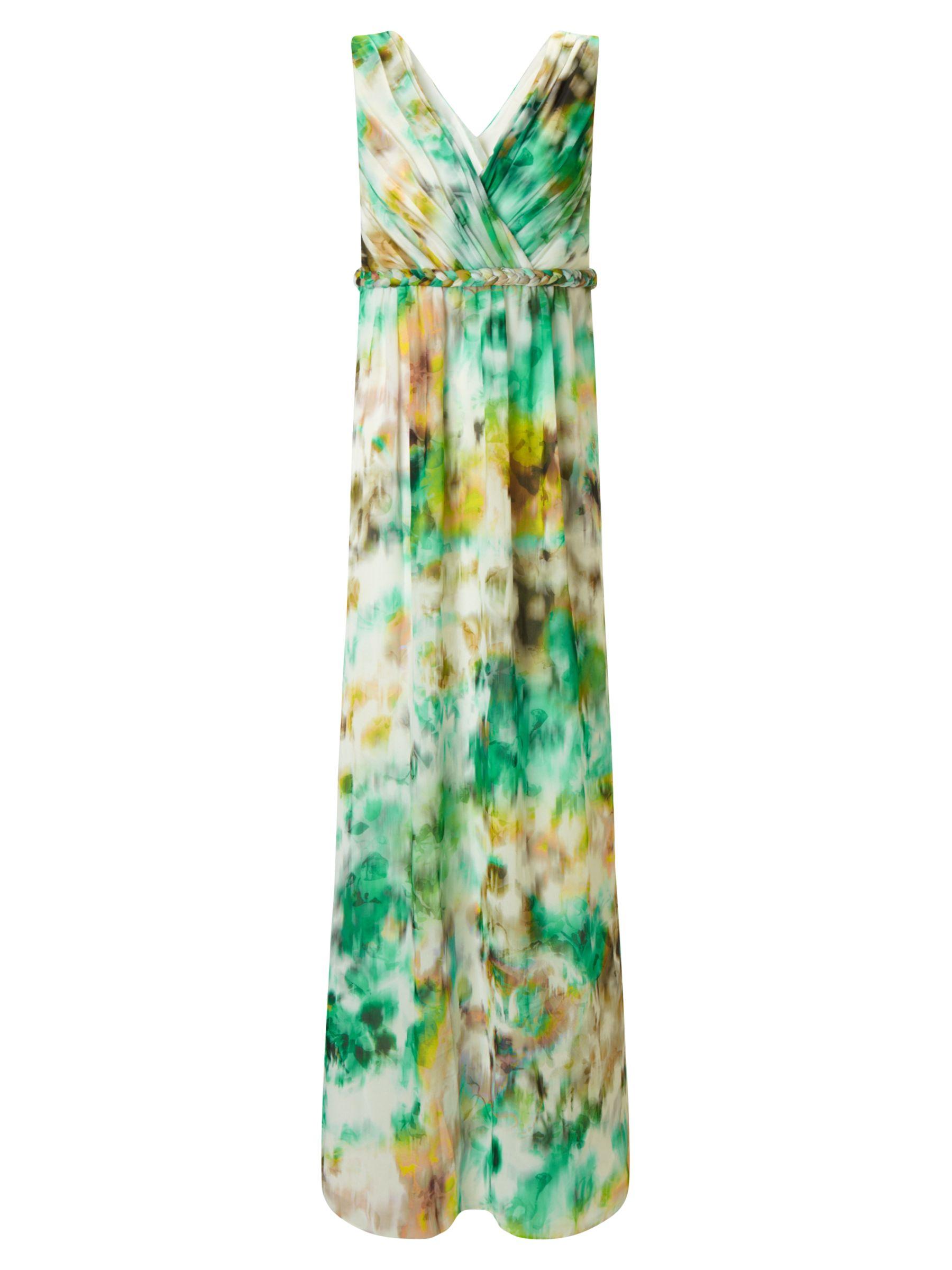ariella kimberley maxi dress green/white/yellow, ariella, kimberley, maxi, dress, green/white/yellow, 8|10|18|16|14|12, women, plus size, womens dresses, gifts, wedding, wedding clothing, female guests, 1841112