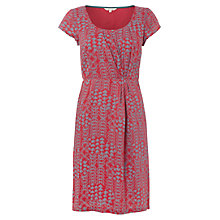 Buy White Stuff Tina Longboat Dress, Rosie Pink Online at johnlewis.com