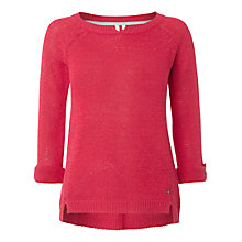 Buy White Stuff Little Tulip Jumper, Rose Pink Online at johnlewis.com