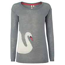 Buy White Stuff Swan Jumper, Dragonfly Online at johnlewis.com