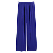 Buy Mango Palazzo Trousers Online at johnlewis.com