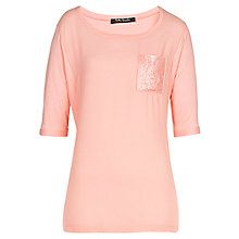 Buy Betty Barclay Sequin Pocket T-Shirt Online at johnlewis.com