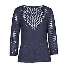 Buy Betty Barclay Loose Weave Jumper Online at johnlewis.com