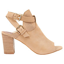 Buy Mint Velvet Suki Nubuck Shoe Boots Online at johnlewis.com
