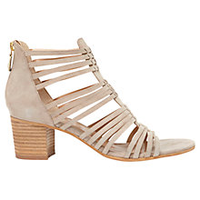 Buy Mint Velvet Romy Suede Strap Sandals Online at johnlewis.com