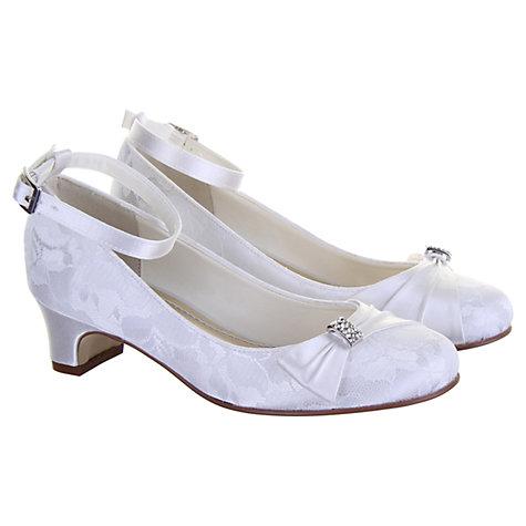 buy rainbow club mint bridesmaid shoes white communion