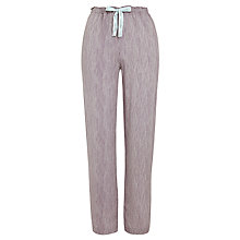 Buy Calvin Klein Abstract Dots Pyjama Pants, Lilac Online at johnlewis.com