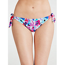 Buy John Lewis Rio Floral Bikini Briefs, Multi Online at johnlewis.com