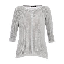 Buy Betty Barclay Weave Ribbon Knitted Top Online at johnlewis.com