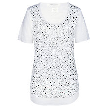 Buy Betty Barclay Stud Front T-Shirt Online at johnlewis.com