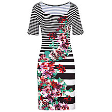 Buy Betty Barclay Short Dress, Multi Online at johnlewis.com