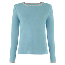 Buy Jigsaw Cashmere Blend Sweater Online at johnlewis.com