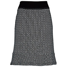 Buy Betty Barclay Diamond Print Skirt, Black/White Online at johnlewis.com