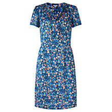 Buy Jigsaw Spring Bloom Tea Dress, Multi Online at johnlewis.com