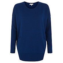 Buy Hobbs Gwen Merino Wool Jumper Online at johnlewis.com