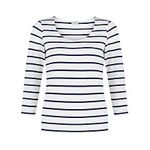 Buy Hobbs Catherine Top Online at johnlewis.com