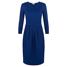 Buy Hobbs Rita Dress, Dark Blue Online at johnlewis.com