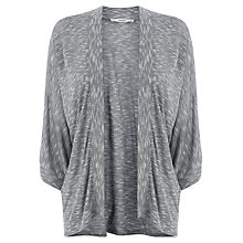Buy Oasis Kimono Cardigan, Mid Grey Online at johnlewis.com