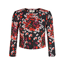 Buy Hobbs Maria Jacket, Multi Online at johnlewis.com