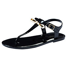 Buy Ted Baker Verona Jelly T-Bar Sandals Online at johnlewis.com
