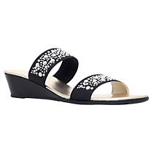 Buy Carvela Comfort Sage Low Heeled Mule Sandals Online at johnlewis.com